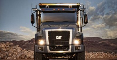 مشخصات کامیون کاتر پیلار ct660