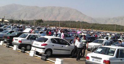 تاثیر کرونا بر بازار خرید و فروش خودرو