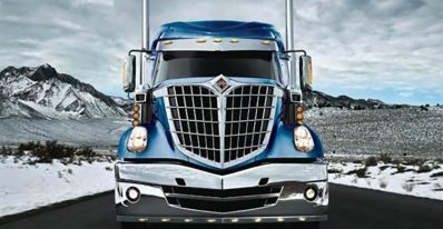 مشخصات کامیون اینتر ناش سری لون استار