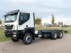 مشخصات فنی کامیون اویکو مدلAT380