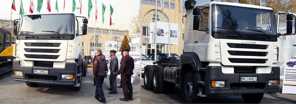 Photo of روانه شدن نخستین کامیون تولید اردبیل به بازار