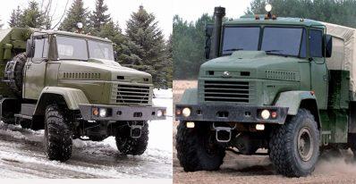معرفی کامیون کراز ۶۳۲۲