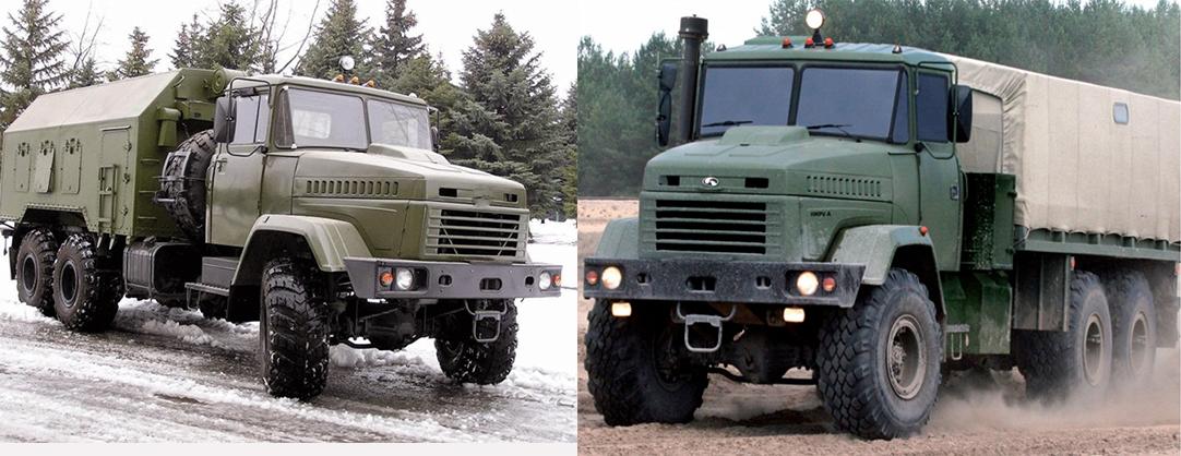 Photo of معرفی کامیون کراز 6322