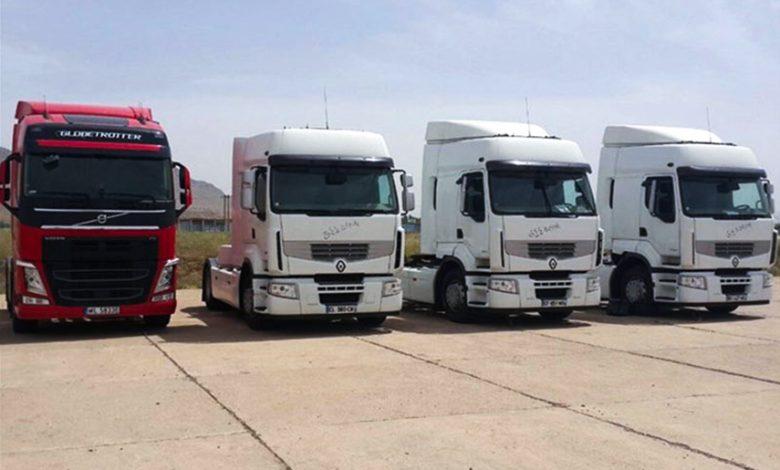 افزایش قیمت کامیون