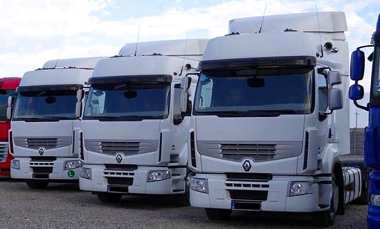 سرانجام واردات کامیون های دست دوم