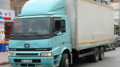 Photo of کامیون باری BMC