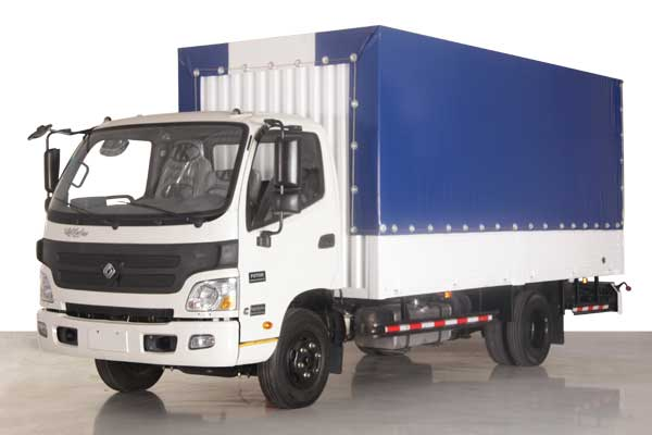 کامیونت 5 تن الوند