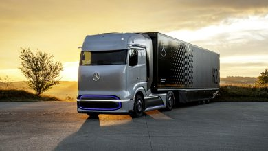 Photo of حمل و نقل سبز با کامیونهای برقی مرسدس بنز