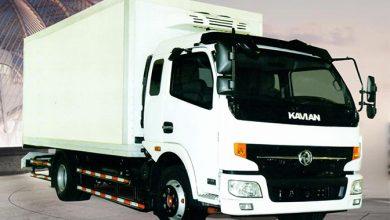 Photo of کامیونت k106c کاویان