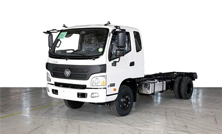 افزایش قیمت کامیونت 6 تن فوتون