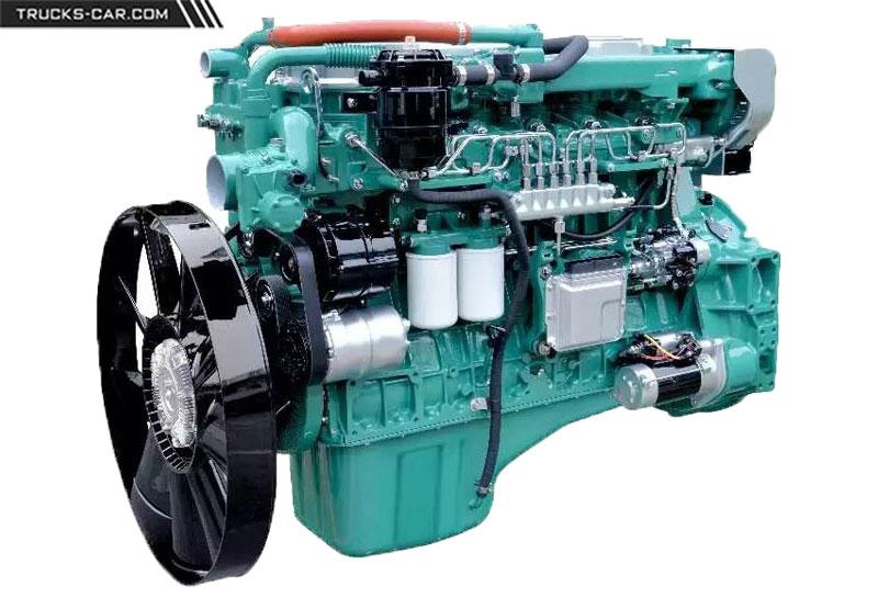 موتور کمپرسی جفت محور فاو