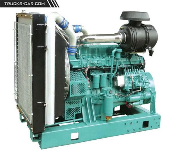 موتور کامیونت 6 تن فاو