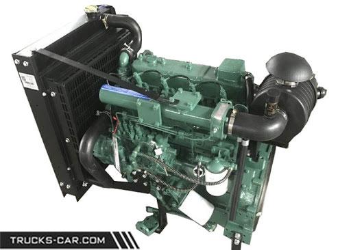 موتور کامیون کمپرسی فاو