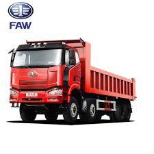 کامیون کمپرسی فاو
