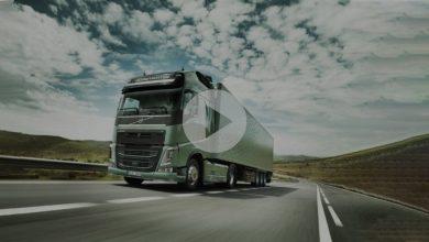 Photo of کشنده ولوو، کم مصرفترین کامیون جهان