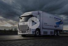 Photo of اولین کامیون هیوندای XCIENT سلول سوختی در جهان رونمایی شد.