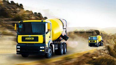 Photo of شرکت آمیکو از جدیدترین محصول خود، کامیون میکسر 2631 آمیکو رونمایی کرد.